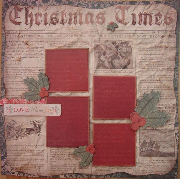 Christmas times