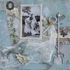Wedding Day 1936 - Swirlydoos