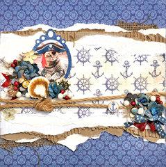 Escape Kitty's Nautical Adventure - Flying Unicorns - Frank Garcia/Prima