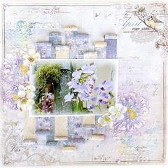 Orchids - Maja Design