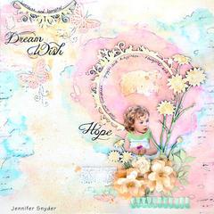April Flowers - Blue Fern Studios