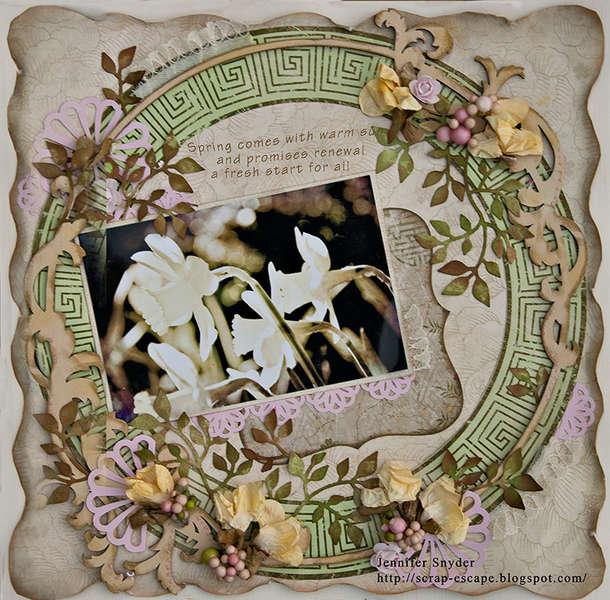 Spring Haiku - Scraps Of Darkness, CSI #14