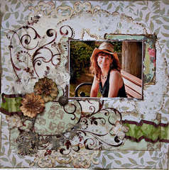 Cowgirl Jennifer - Scraps of Darkness