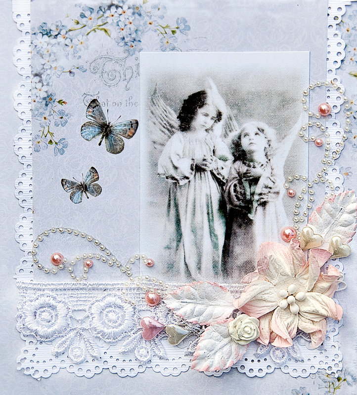Angel Card 2 - Inkido