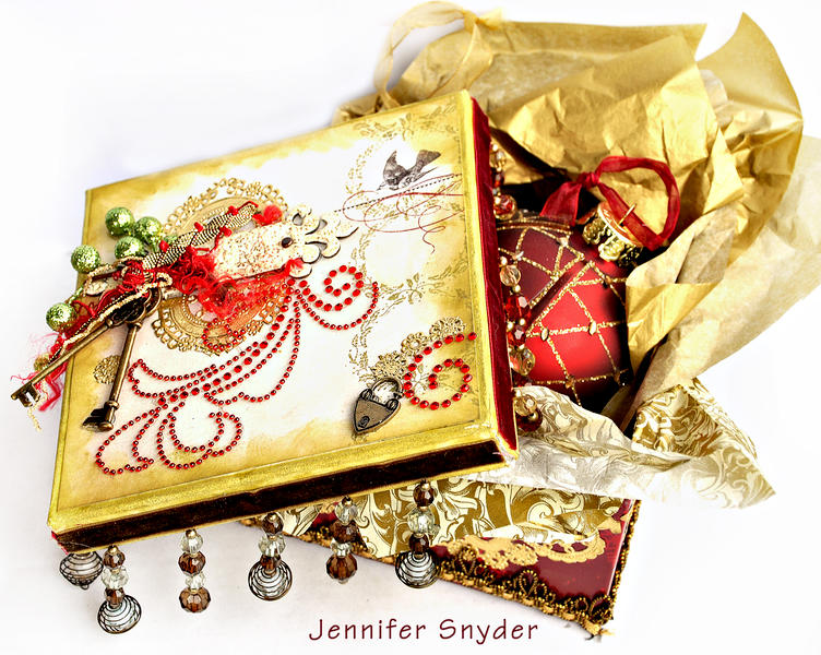 Blingy Gift Box - ZVA Creative