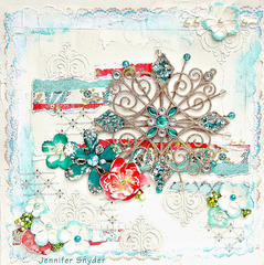 Snowflake Canvas