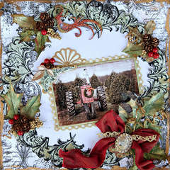 Christmas on the Farm � Scraps Of Darkness