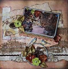 Escape Kitty - Ransom of the Birds (Swirlydoos)