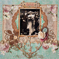 Cherish This Day - Scraps Of Elegance and Dusty Attic Sneak Peek