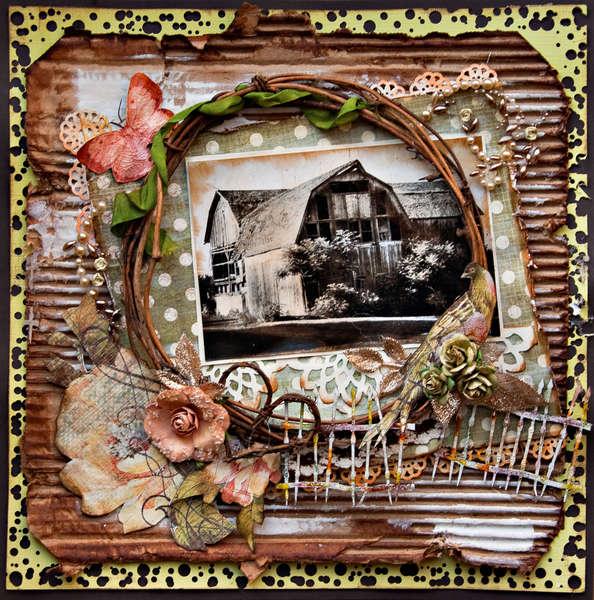 Barn 'Ol Barn - Scraps Of Elegance - Dusty Attic