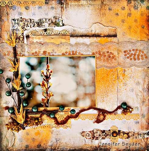Forsythia Branch - Scraps Of Darkness