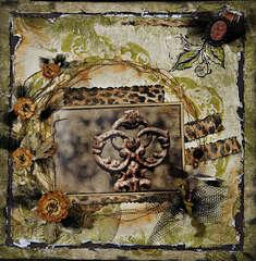 Garden Gate - Scraps Of Darkness