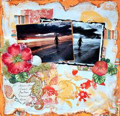 Beachy Me -Scraps Of Darkness