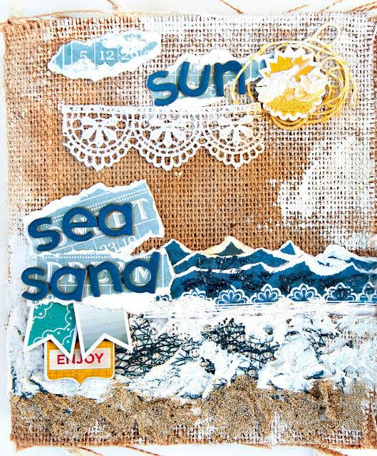 Sun Sea Sand - Flying Unicorns