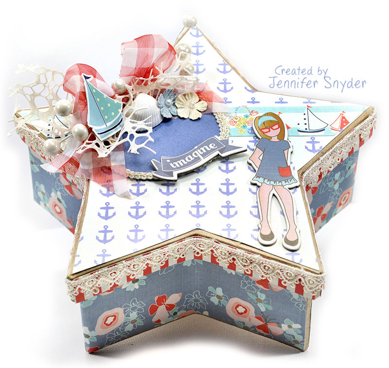 Gift Box - Julie Nutting Photo Play