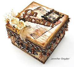 Souvenir Box - FabScraps