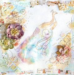Peacock - Flying Unicorns - ZVA Creative