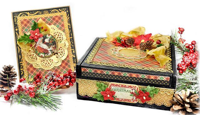 card and gift set - Petaloo