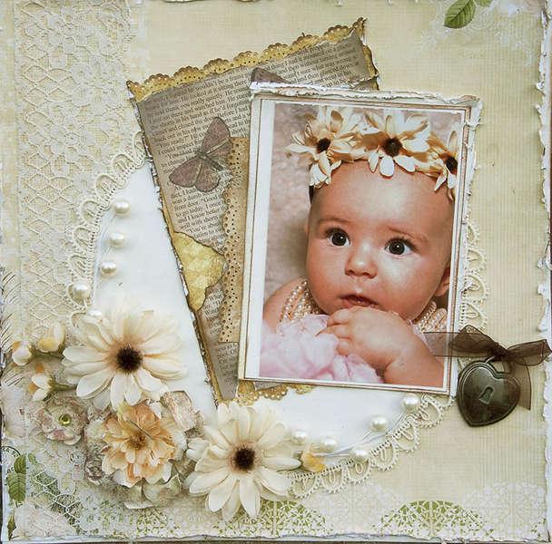 Oct Swirlydoos kit - Sweet baby