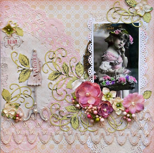 Adore - Scraps Of Elegance