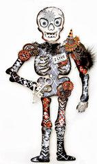 Mr Prima Bones - Prima DT and Glitz Design