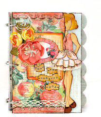 Doll Collection - Mini Album for Prima-Julie Nutting