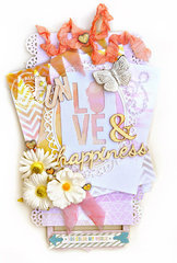 Fun Love and Happiness Tag - Prima DT