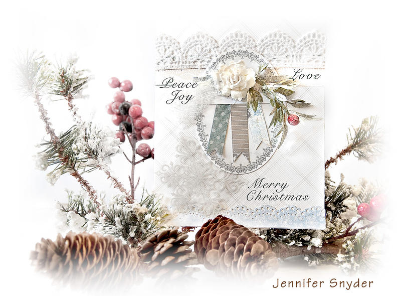Christmas Card - Scraps Of Darkness