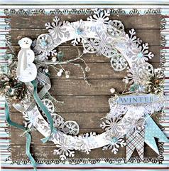 Winter Wreath -Scraps Of Darkness