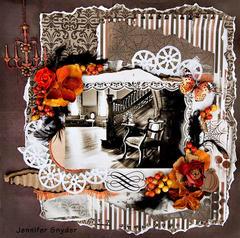 Autumn Mansion - Scraps of Darkness