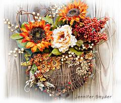 Autumn Basket - Scraps of Darkness