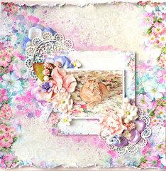 Floral Layout - Lemoncraft