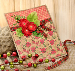 Card -for the Holiday or all season - Petaloo