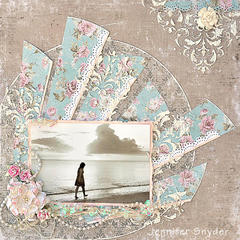 Walk on the Beach - Maja Design