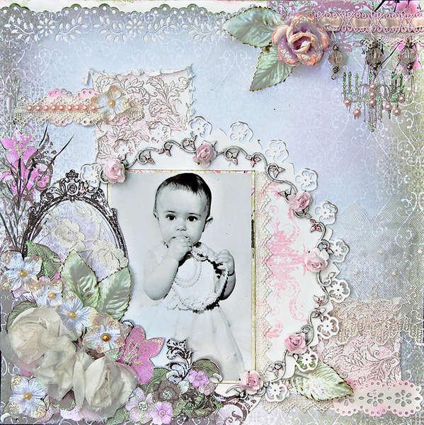 Happy Birthday Baby - Scraps Of Darkness