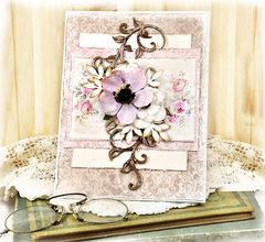 Floral Card - Petaloo