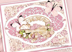 Delicate Floral Card