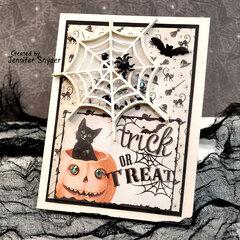 Shaker Cards for Halloween