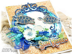 Sea Turtles Card