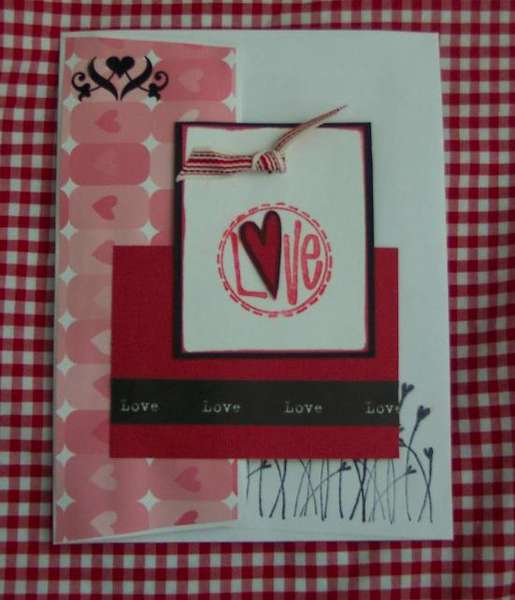 San Valentine's Card