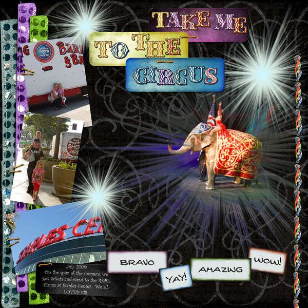 Take me To the Circus