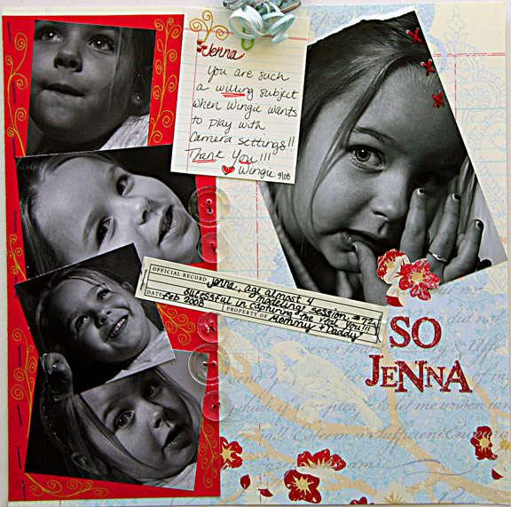 So Jenna