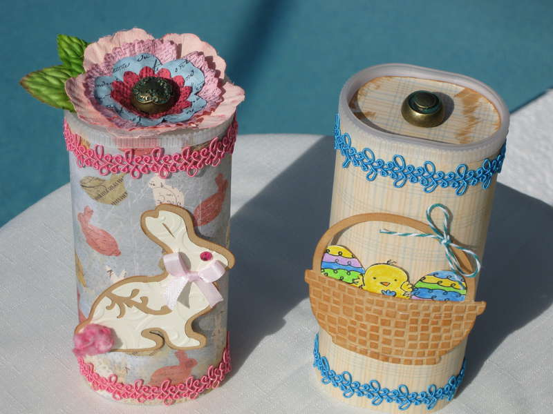 Easter container