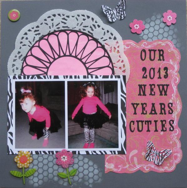 New years Cuties