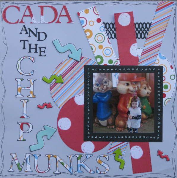 Cada and the Chipmunks