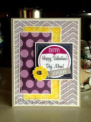 Happy Valentine's Day, Mom!