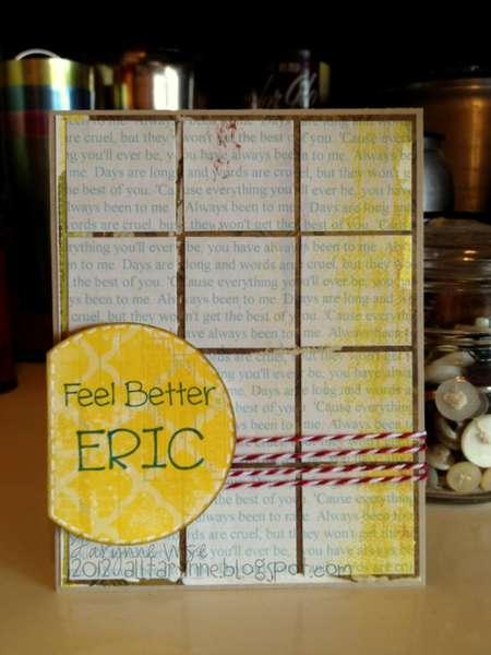 Feel Better ERIC
