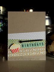 Screw Birthdays