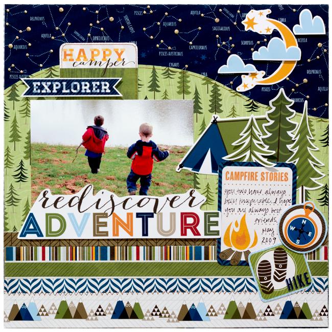 Rediscover Adventure featuring Outdoor Adventure from Imaginisce