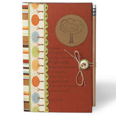Fall Friend Covered Notepad